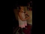 Наше первое упражнение на блок-флейте)