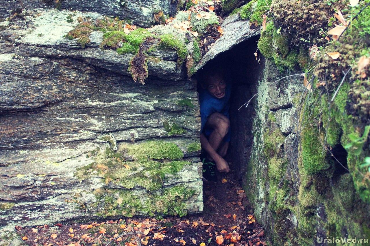 Ход через скалу