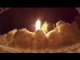 Ракетные пуски с космодрома Плесецк