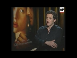 Girl With A Pearl Earring - Colin Firth Interview (2003)