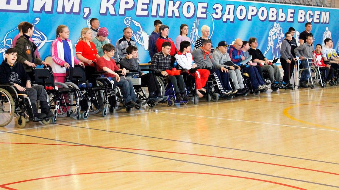 Чемпионат и первенство Рязанской области по бочче прошло в ДЮСШ «Метеор»