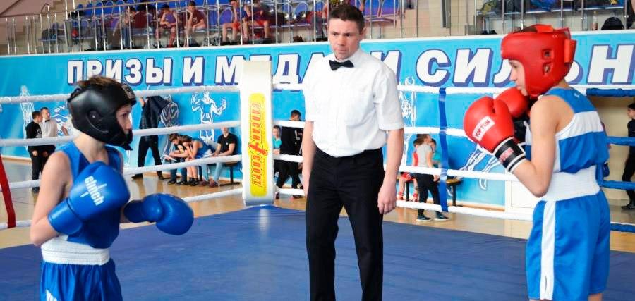Почему отделение бокса в михайловской ДЮСШ «Метеор» очень популярно у местных мальчишек