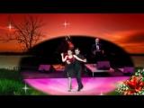 Юрий Охочинский(голос) - Танго белых ночей - муз. клип