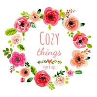 Логотип Cozy things