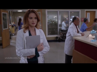 Анатомия страсти / Greys Anatomy - 13 сезон 13 серия Промо It Only Gets Much Worse (HD)
