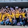 Волонтёры Moscow Games