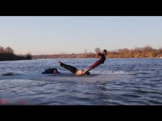 Акробатика на льду