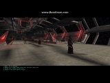 Star Wars Knights of The Old Republic II. Бой с Дартом Нихилусом (HD)