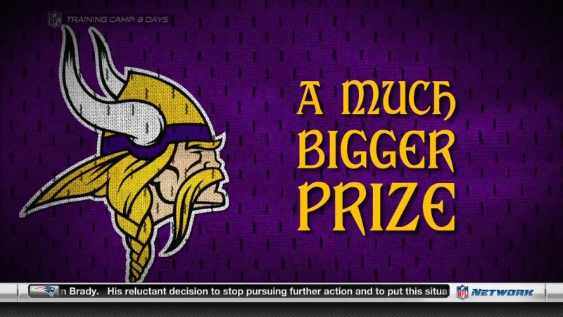 YearbookNFL.2015.Minnesota.Vikings.A.Much.Bigger.Prize.NFLN