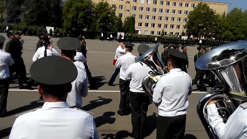 Присяга Рината Авзалова