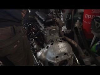 Пробный Завод двигателя ГАЗ 21
