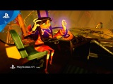 Psychonauts in the Rhombus of Ruin - Launch Trailer  PS VR
