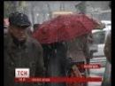 Погодні умови спричинили затори у столиці та лишили без електрики 11 населених пунктів Житомирщини