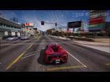 GTA 5 REDUX  - Ультра реалистичный Графический ENB MOD - Lykan Hypersport