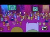 Adventure Time Bear Drum'n'Bass Party
