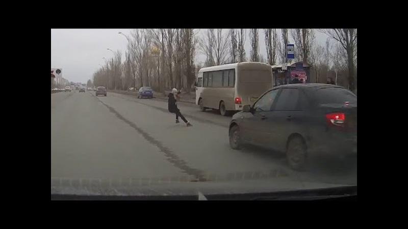 Red light runner vs backpedaling pedestrian