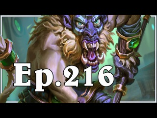 Funny And Lucky Moments - Hearthstone - Ep. 216