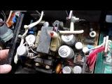 Находки (радиодетали, быт. техника) на свалке 2 (garbage picking)