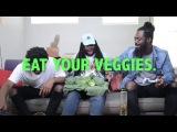 D.R.A.M. x PETA Team Up To Inspire Fans To Eat More Greens!