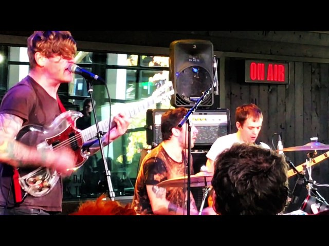 Thee Oh Sees @ KEXP GatheringSpace - I Come From the Mountain