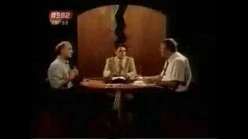 SESELJ vs Barovic - Kora od banane (Baja MK) !