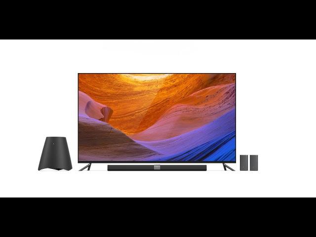 Маленький обзор на Большой Xiaomi mi tv 3s 65