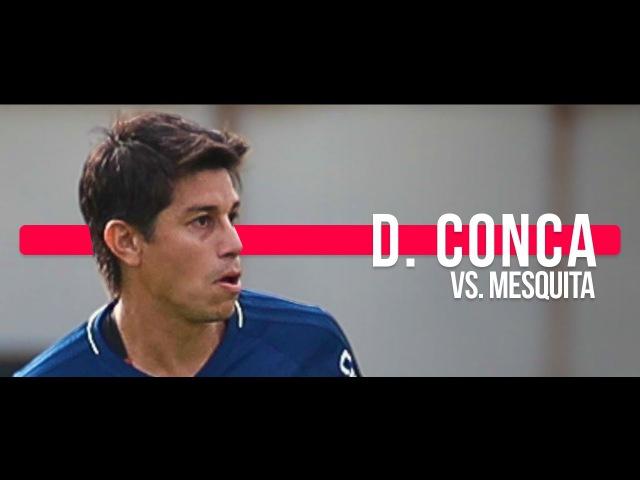 Conca vs. Mesquita (Jogo Treino) - 05/06/2017