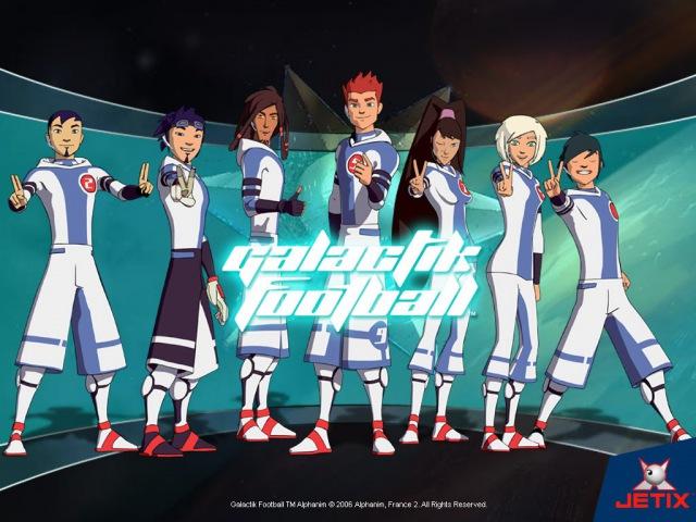 Galactik Football/Галактический футбол 1 сезон (8 серия) RUS