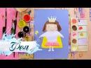 Как нарисовать маленькую фею - урок рисования для детей от 4 лет
