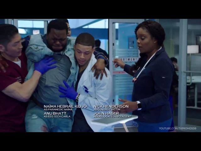 Медики Чикаго 2 сезон 19 серия (Промо HD)