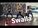 Swalla - Jason Derulo ft Nicki Minaj - Ty Dolla $ign - Easy Fitness Dance - Baile - Coreo Choreo