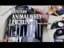 Протеин ANIMAL WHEY PROTEIN от Universal Nutrition