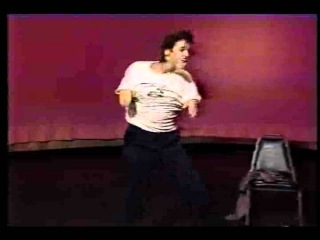 Jim Carrey - Post Nuclear Elvis - Original Classic Stand Up - Before the Movie Years