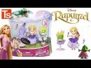 Распаковка и обзор кукла Рапунцель набор от хасбро