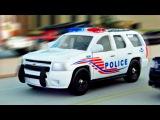 Coche de Policía, Carros de Carreras, Camión de Bomberos y Camión - Camiones infantiles