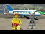 LEGO City Undercover - LEGO City Airport 100 Guide (All Collectibles)