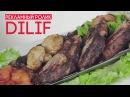 Доставка еды (сеть ресторанов Dilif)