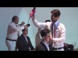 Шоу причесок от парикмахеров с Республики Сан-Марино