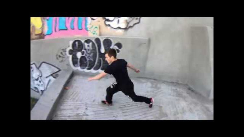 Alexander Titarenko| Red Bull Art Of Motion Submission | 2017