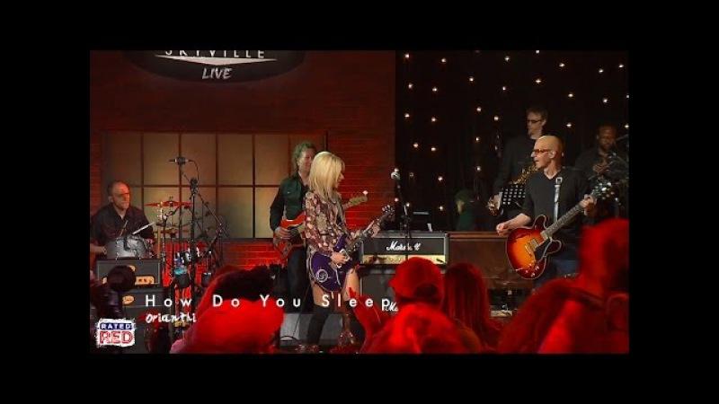 """Orianthi """"How Do You Sleep"""" at Skyville Live"""