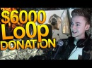 CS:GO - Donating $6000 to Lo0p