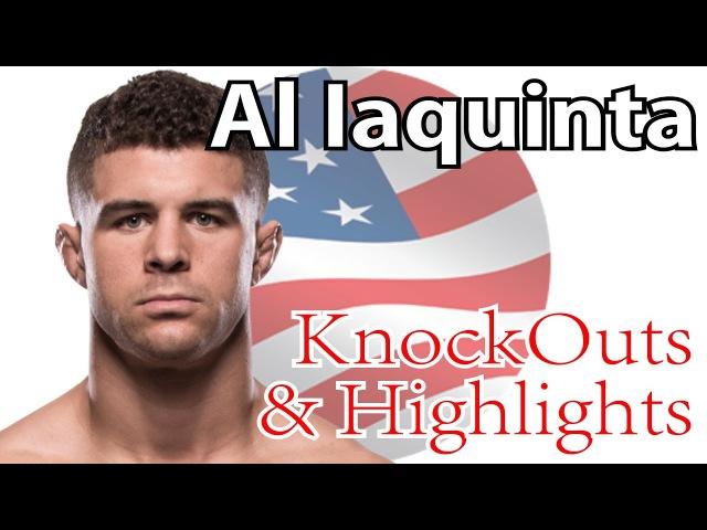 Al Iaquinta Highlights KOs UFC Ring of Combat