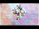 Дизайн ногтей ко Дню Святого Валентина / Овечки/ Любовь...💕🐑