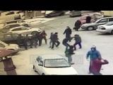 Активисты Совести жестоко избили предпринимателя. Сургут