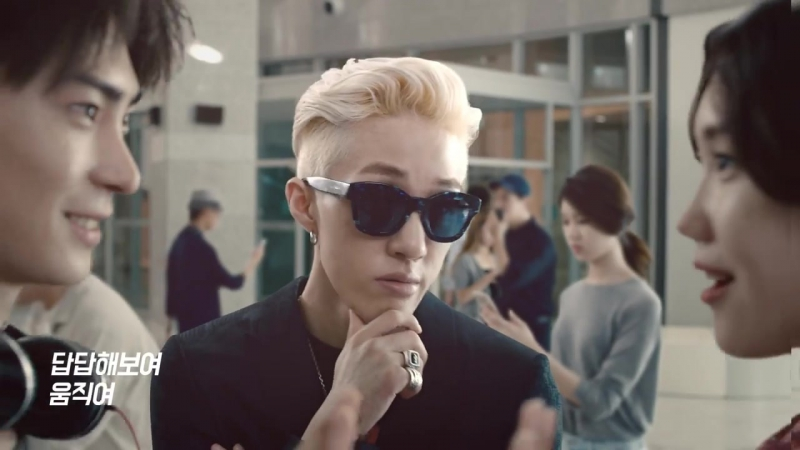 [VIDEO] Zion.T for 'Clean Master' by Cheatah Mobile (available on Google Play)