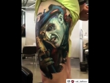 Идеи татуировок ( Valentina Ryabova, Sasha OKharin )