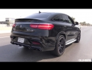 CoD Mercedes AMG GLE63s RS800 BRUTAL EXHAUST SOUNDS