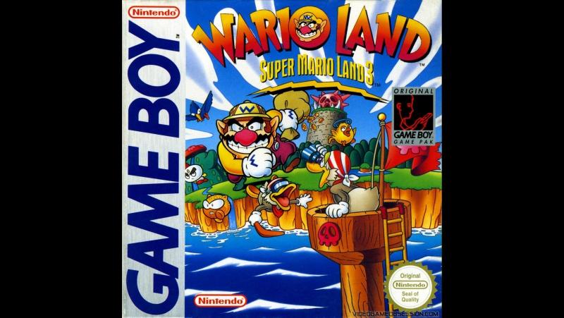 [GB] Wario Land: Super Mario Land 3 (1994)