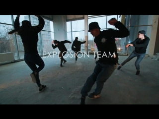 HIP HOP choreo by Maximus | Explosion Team | Shahmen - Lost Angeles