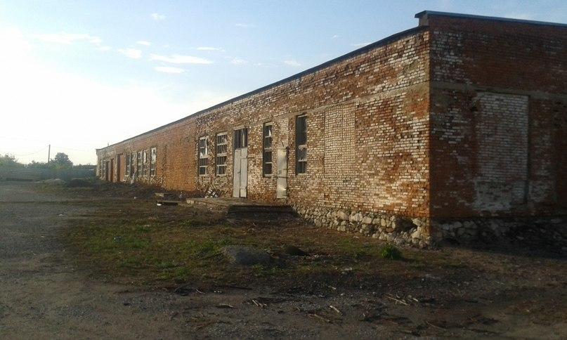 Пункт приёма шкур КРС в Тамбовской области